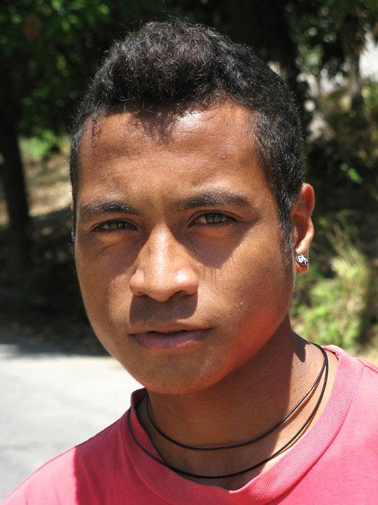 Timori noormees tuli ingliskeelt harjutama