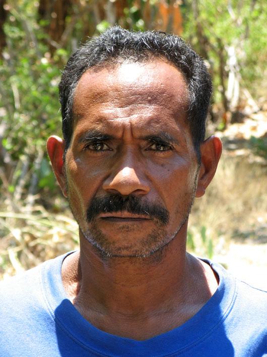 Timori mees
