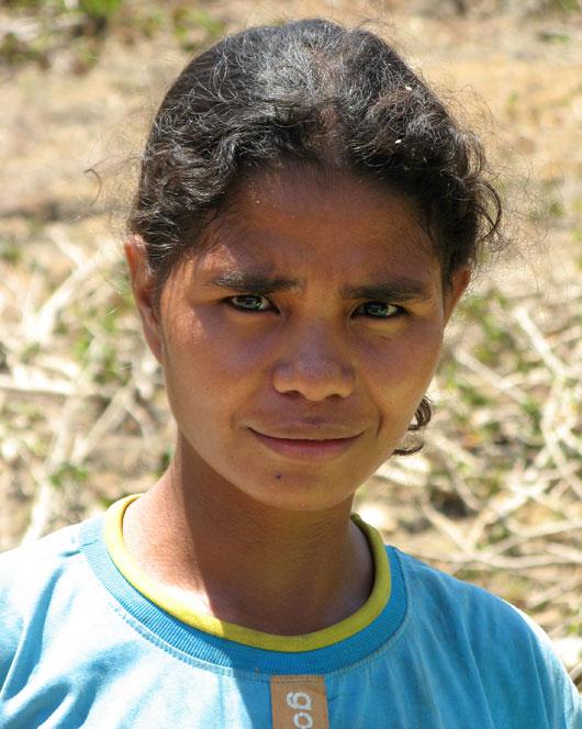 Timori naine (1)