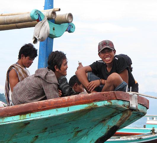 Noored kalamehed