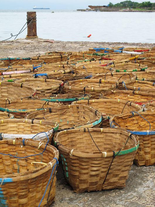 Korvid kalade transportimiseks