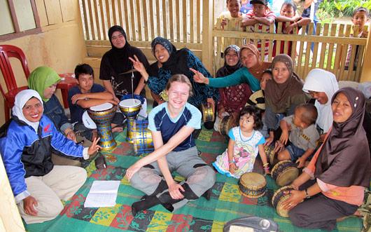 Mosleminaiste bändiga koos
