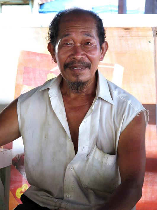 Kaubavahetusega tuli ka geenivahetus - hiinlaslike näojoontega mees
