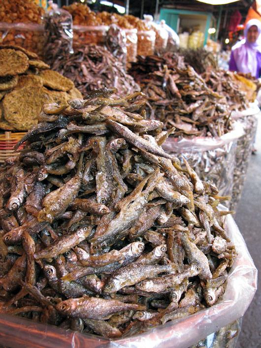 Kuivatatud kala