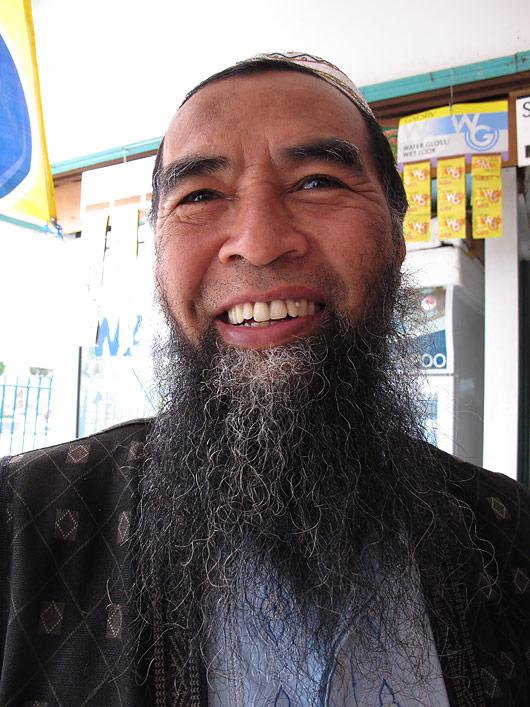 Sõbralik habemik