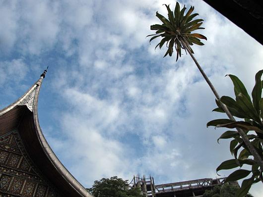Minangkabau katus vastu taevast