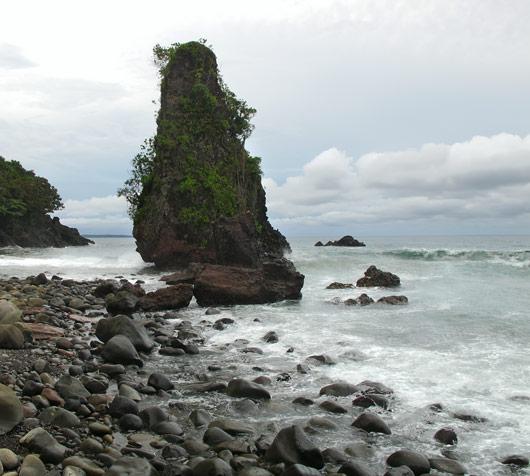 Sumatra rannamaastik