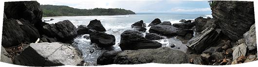 Sumatra ranna panoraam