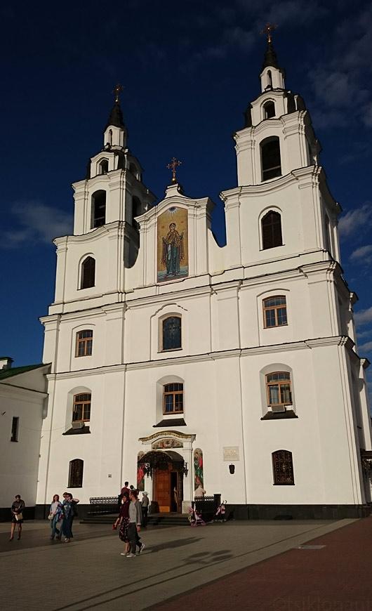 Minski vanalinnas