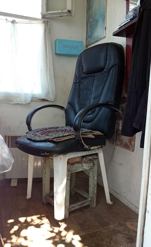 Meie hotellivalvuril oli äge tool - kui öeldakse, et topelt ei kärise, siis kolm on juba superluks!