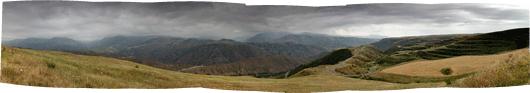 Mägi Karabahhia maastik