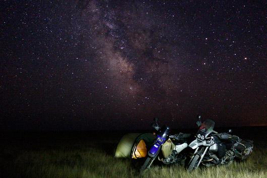 Miljoni tähe hotell sügaval Kazakhstani stepis