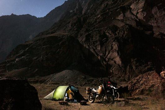 Taustal olev kaljusein kuulub juba Afghanistaanile