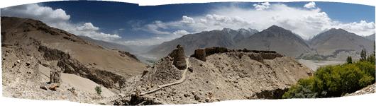 Yamchuni kindlus
