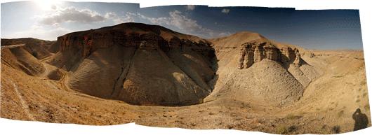 Lõuna-Usbekistani maastik