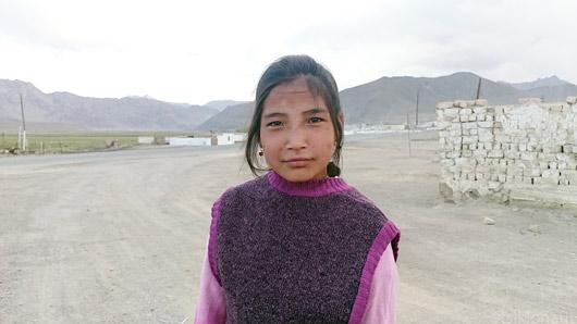 Murghabi tüdruk