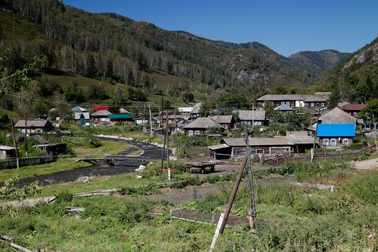 Altai külaelu