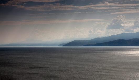 Baikali jooned ei anna palju aimu, et see on 1600 meetrit sügav järv