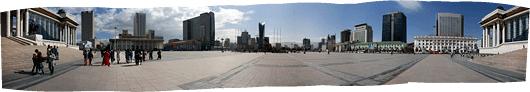 Ulanbaatari keskus