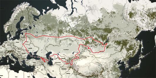 Teekonna kaart